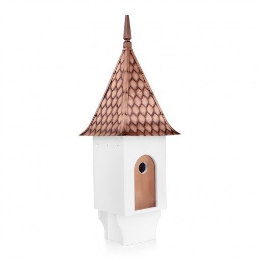 Chateau Bird House