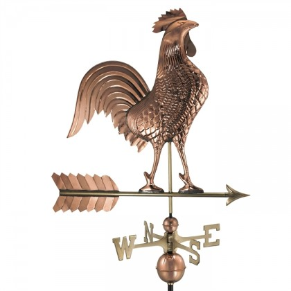 Large Rooster Weathervane