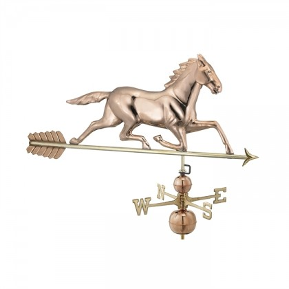 Large Horse Estate Weathervane