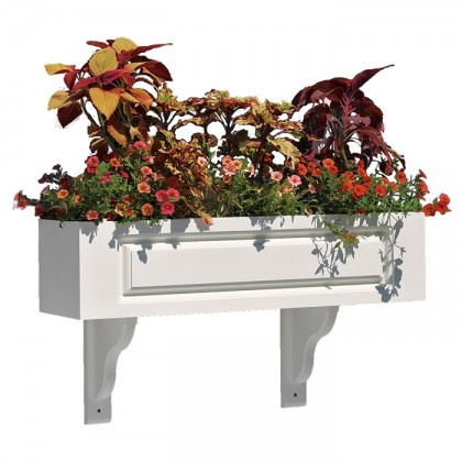 Hampton Composite PVC Window Box