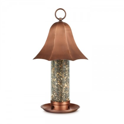 Bell Tube Bird Feeder