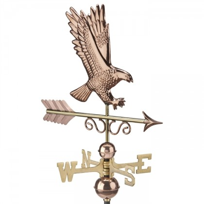 Majestic Eagle Weathervane