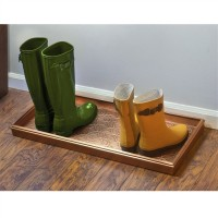 Double Circles Multi-Purpose Boot Tray