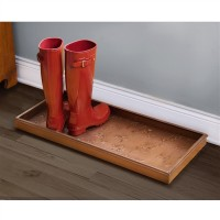 Flowers Multi-Purpose Boot Tray