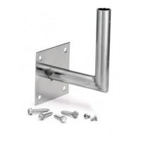 Stainless Steel Weathervane Mount for Eaves