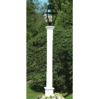 Barrington Lantern Post