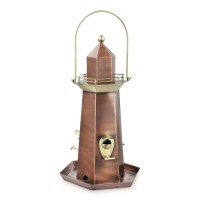 Lighthouse Bird Feeder